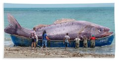 Big Catch Bath Towel