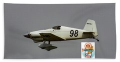 Big Muddy Air Race #98 Hand Towel