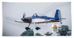 Big Muddy Air Race Number 503 Bath Towel