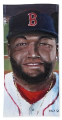 Big Papi Hand Towel