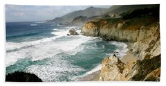 Big Sur Hand Towel