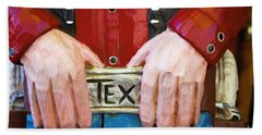 Big Tex Hand Towel
