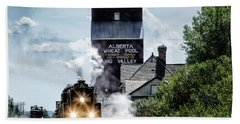 Big Valley Steam Hand Towel