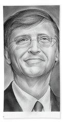 Bill Gates Bath Towel