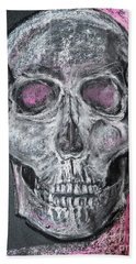 Billie's Skull Hand Towel