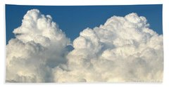 Billowing Clouds 1 Hand Towel