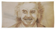 Billy Connolly Bath Towel