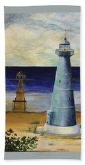 Biloxi Lighthouse Hand Towel