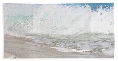 Bimini Wave Sequence 2 Bath Towel
