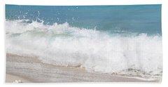 Bimini Wave Sequence 5 Bath Towel