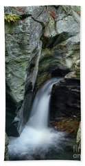 Bingham Falls Hand Towel by Sharon Seaward