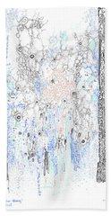 Bingham Fluid Or Paste Hand Towel by Regina Valluzzi