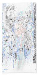 Bingham Fluid Or Paste Bath Towel by Regina Valluzzi