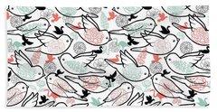 Bird Solid Hand Towel by Elizabeth Taylor