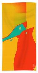 Birdies - P01p2t6 Hand Towel