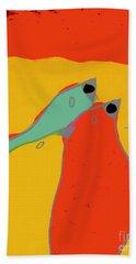 Birdies - Q11a Hand Towel