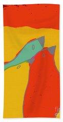 Birdies - Q11b22 Hand Towel