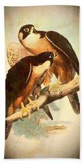 Birds Of Prey 2 Bath Towel