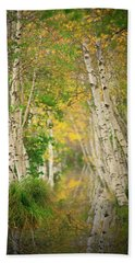 Hand Towel featuring the photograph Birtch Row  by Emmanuel Panagiotakis