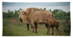 Bison 7 Bath Towel