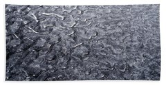 Black Ice Bath Towel