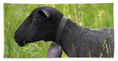Black Sheep Hand Towel