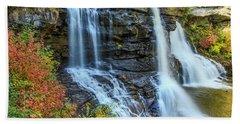 Black Water Falls #3 Bath Towel