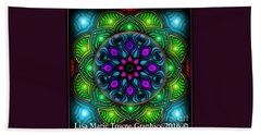 Blacklight 15 Hand Towel