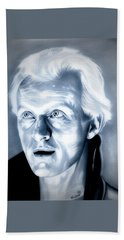 Blade Runner Roy Batty Hand Towel by Fred Larucci