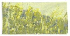 Bladverk I Motljus  - Sunlit Leafs_0158 Up To 76 X 51 Cm Bath Towel