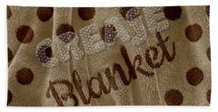 Blanket Bath Towel by La Reve Design