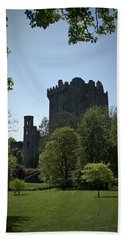 Blarney Castle Ireland Bath Towel