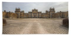 Blenheim Palace Hand Towel by Clare Bambers