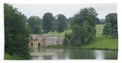 Blenheim Palace Lake Bath Towel