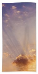 Morning Has Broken Hand Towel