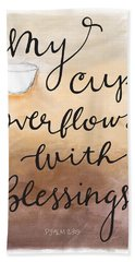 Blessings Bath Towel