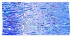 Blissful Blue Ocean Bath Towel