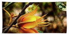Blossom Of Orange Hand Towel
