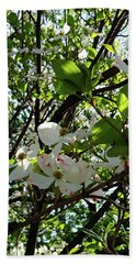 Blossoms 2 Bath Towel