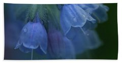 Blue Bells Hand Towel