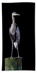 Blue Heron Prestige Hand Towel