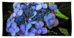 Blue In Nature Hand Towel