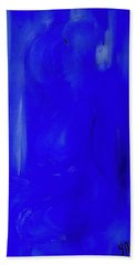 Blue Lust Hand Towel