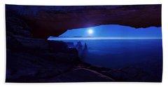 Blue Mesa Arch Bath Towel
