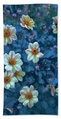 Blue Mood Hand Towel