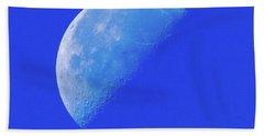 Blue Moon Bath Towel