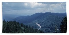 Blue Ridge Mountains 2 Bath Towel