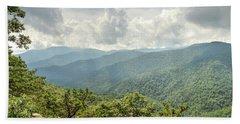 Blue Ridge View Hand Towel