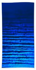 Blue Sea Dream Bath Towel