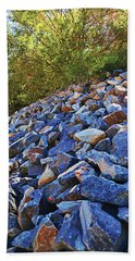 Blue Stone Hill  Hand Towel